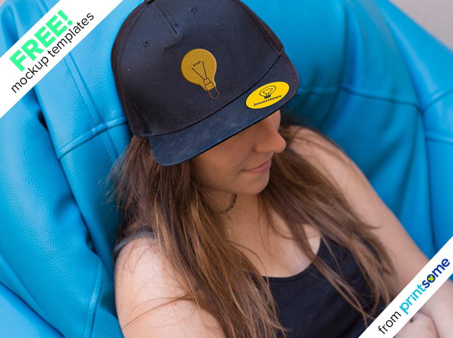 03_Marina-beanbag-hat-mockup, personalise a hat