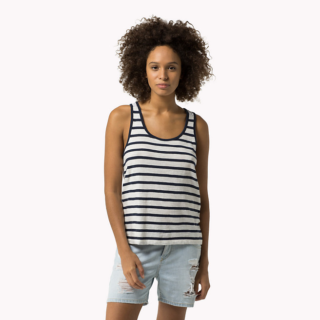 Vest top by Tommy Hilfiger