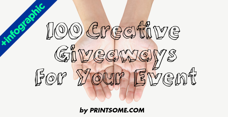 100 giveaway ideas