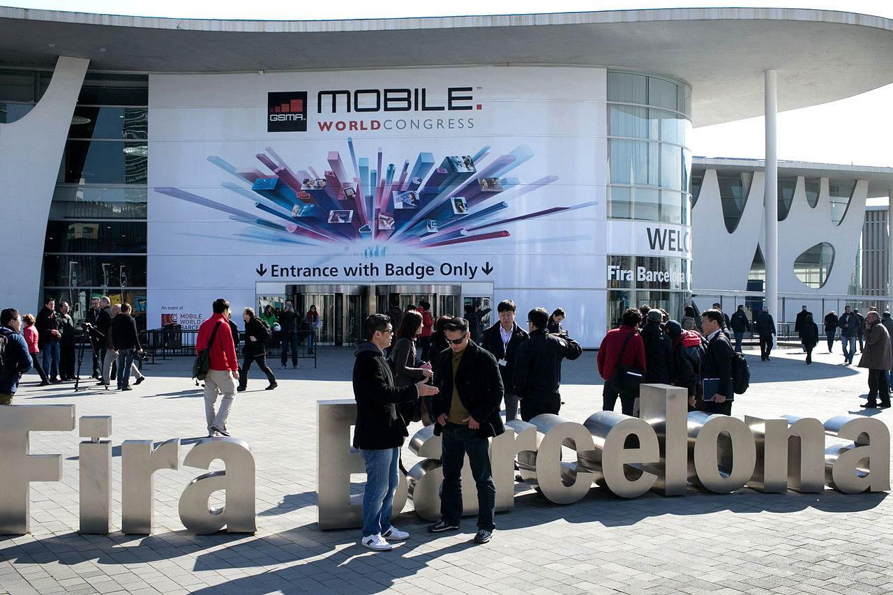 large events problems - mobile world congress