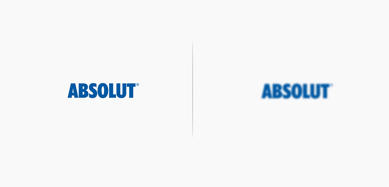 Absolut affeted by the brand