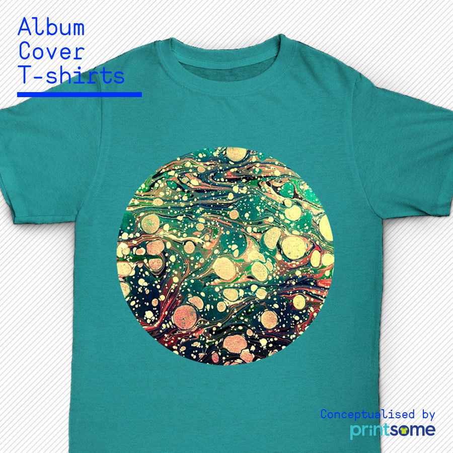 Design your own t shirt belfast - Album Cover T Shirts_the Horrors