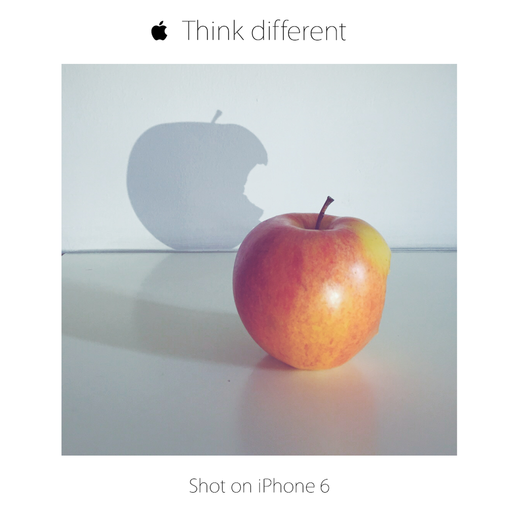 Almost an apple commercial 7