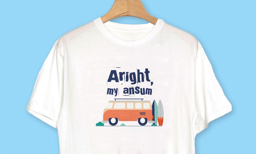 Aright my ansum - Cornwall T-shirts