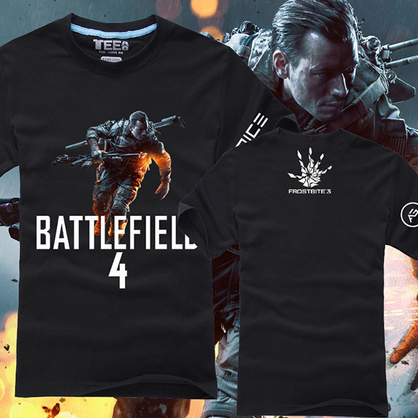 battlefield 4, battlefield 4 t-shirt, video games, video game,