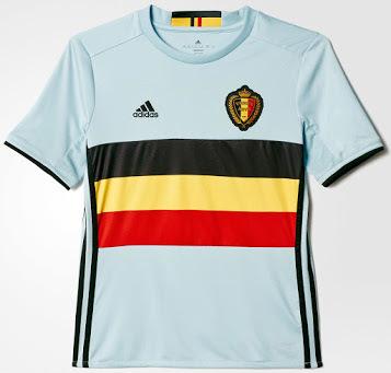 Belgium away