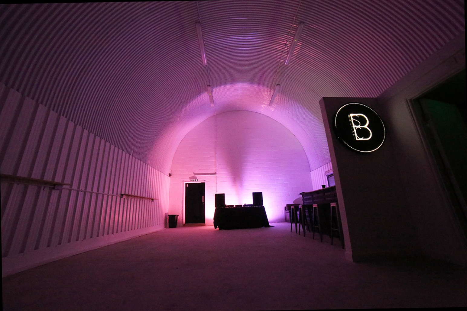 Bermondsey Social Club - Main Room 01