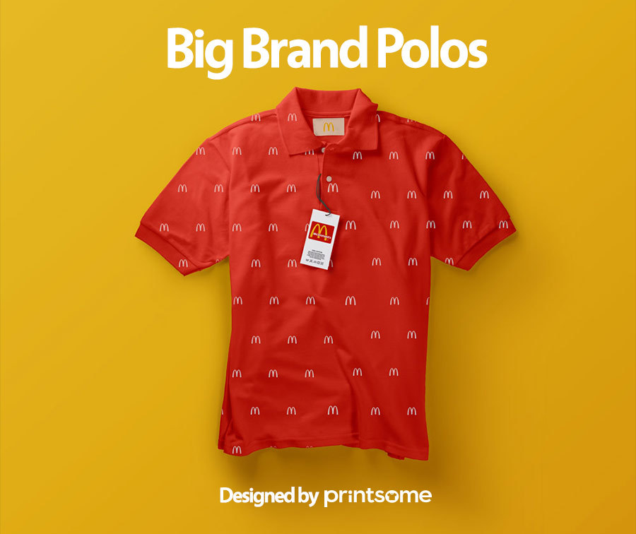 Big-brand-polos-mcdonalds1, personalised polo shirts