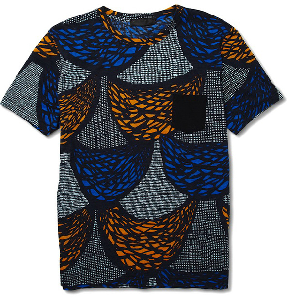 Burberry Prorsum, #tshirttuesday, t-shirt printing inspiration, design inspiration,