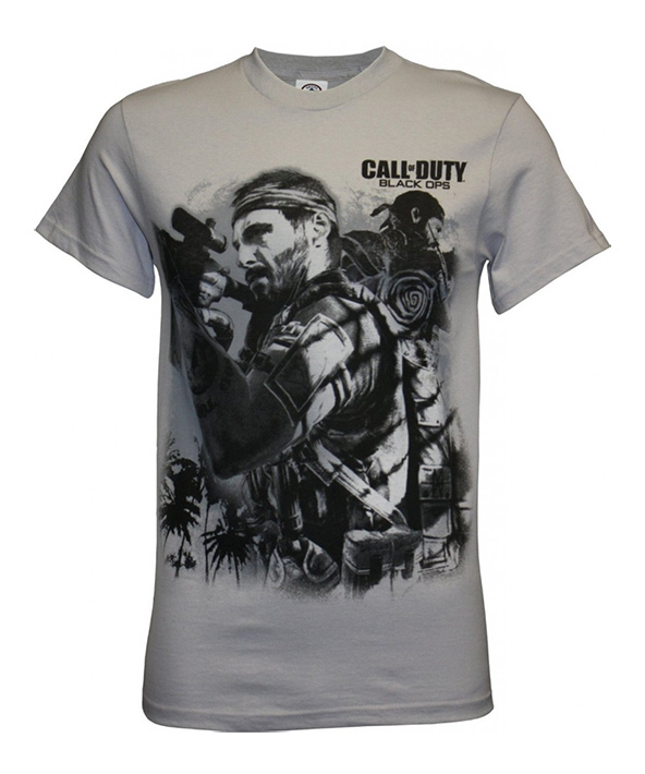call of duty, call of duty t-shirt, video games, video games t-shirt