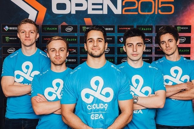 Cloud9, eSports Teams