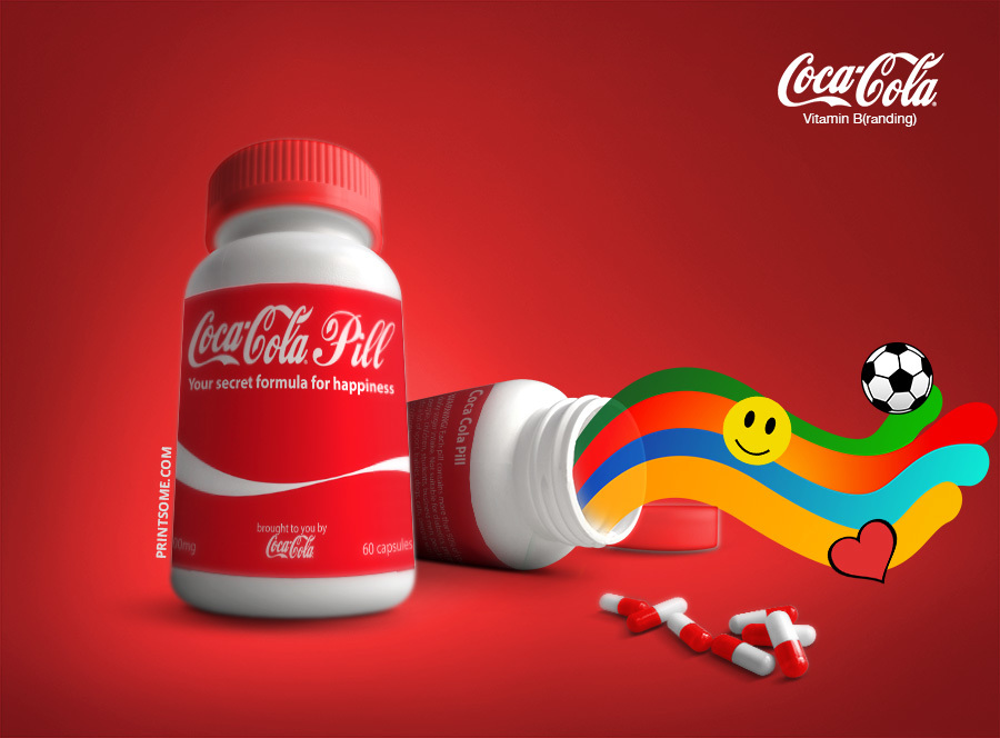 coca cola vitamin