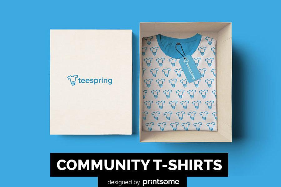 Community-Tshirts-teespring