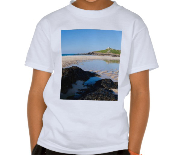Cornwall Beaches, Cornish T-shirts, Cornwall, direct to garment,