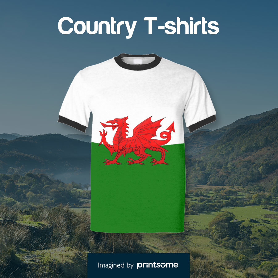 Country tshirts welsh-tshirt