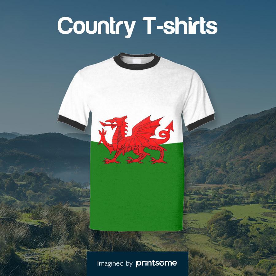 Country tshirts welsh-tshirt