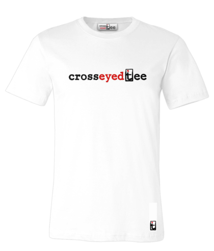 Cross eyed tee