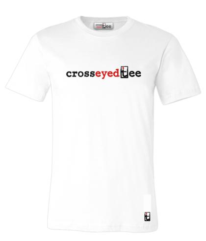 Cross eyed tee