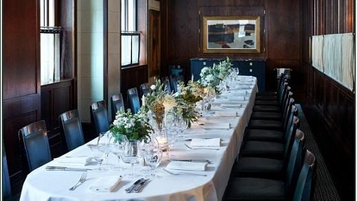 delunay, private dining rooms london