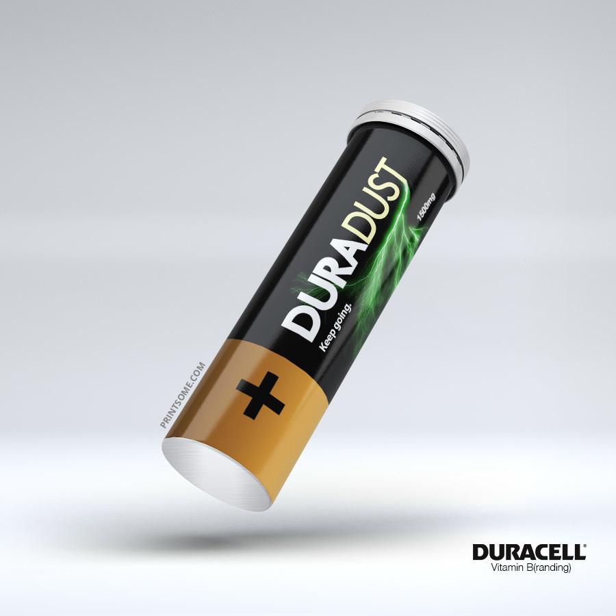 duracell vitamin branding