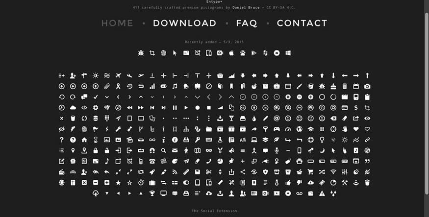 entypo, entypo logos, entypo design,