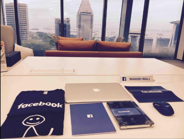 facebook welcome kit