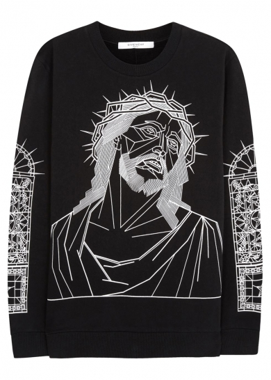 Printed Jumper by Givenchy