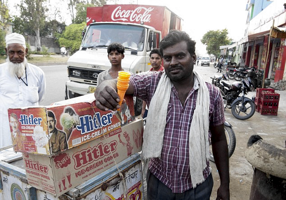 Hitler Ice Cream Marketing failures 2015