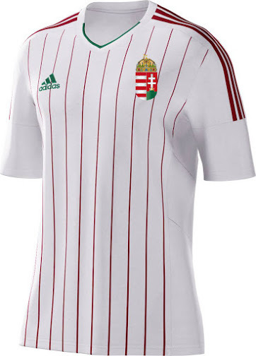Hungary away alt