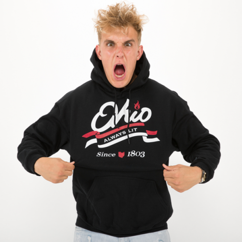 Jake Paul merch hoodie