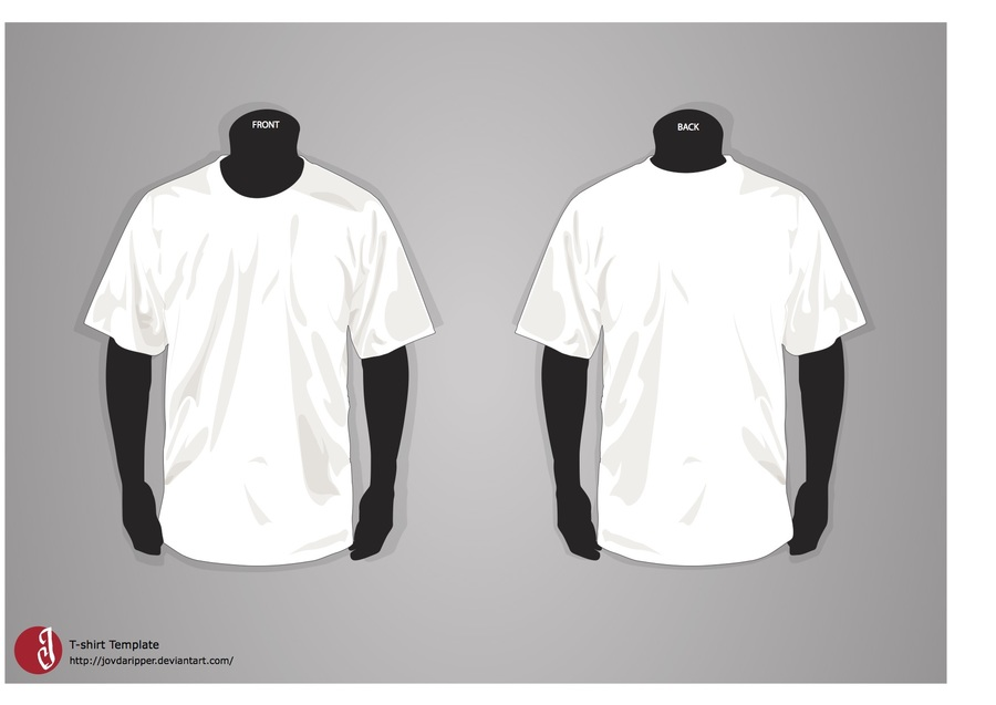 100 t shirt templates for download that are bloody awesome for T shirt template with model