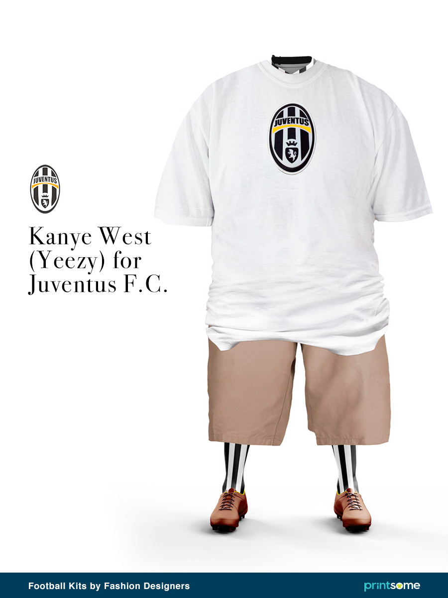 Kanya-west-for-Juventus