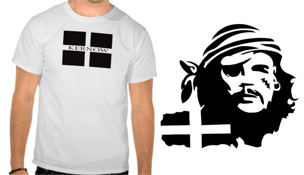 The Kernow Flag, The Cornish Flag, Cornish T-shirts, Cornwall, Kernow, kernow pirates