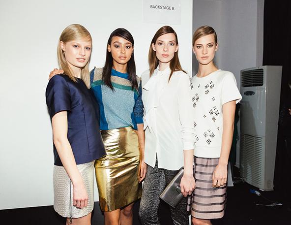 london, fashion, fashion weekend, models