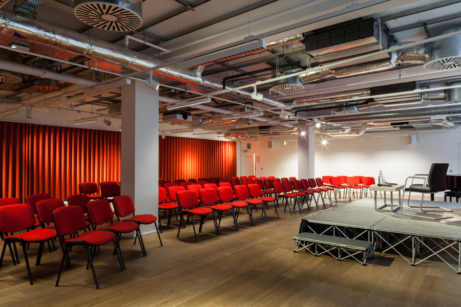 Level 6 Soho 01 product launch venue london
