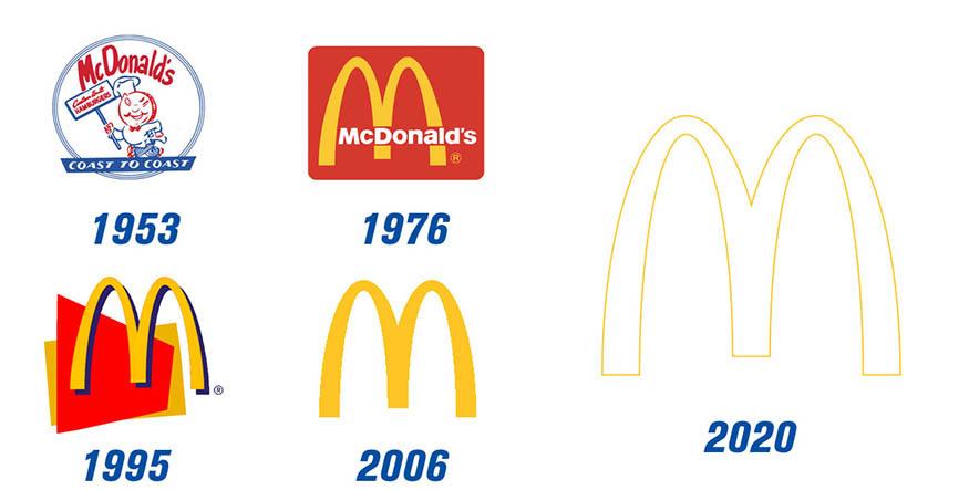 mcdonalds, mcdonalds logos, mcdonalds design,