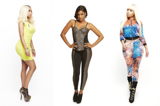 Nicki Minaj and kmart clothing