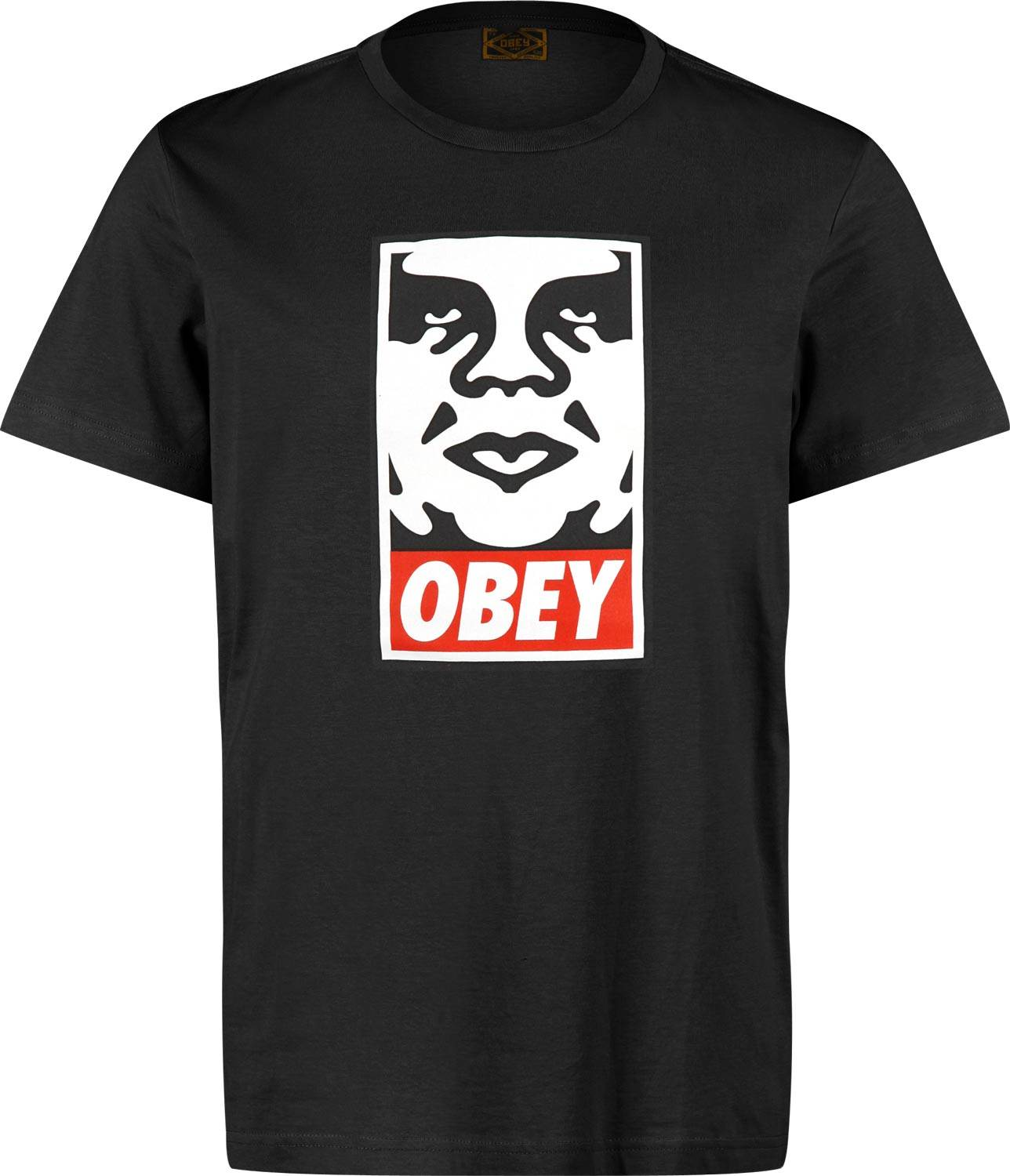 street art, black t-shirt, obey