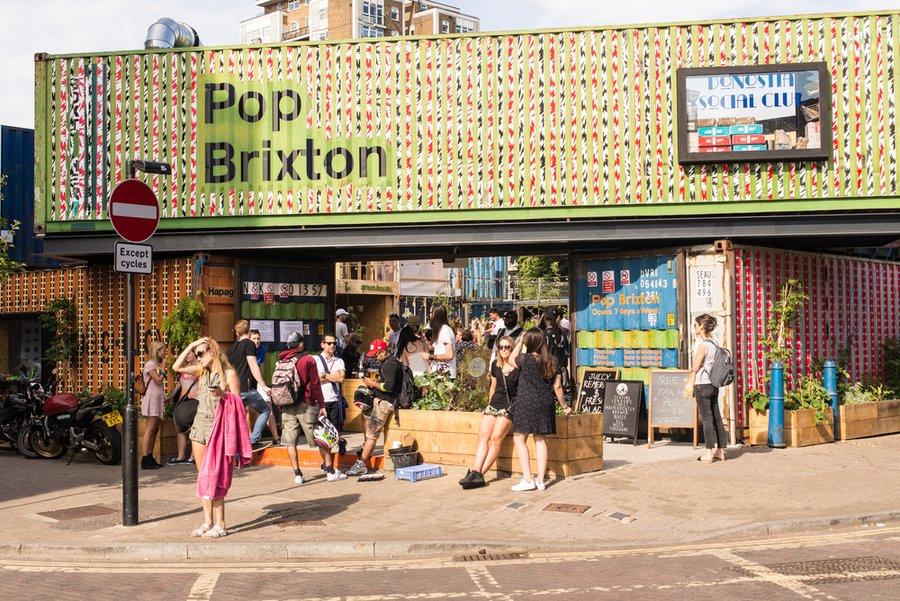 how to set up a pop-up shop