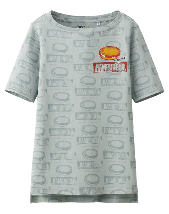 hamburger t-shirt, hamburger,