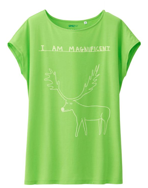 i am magnificent t-shirt, i am magnificent