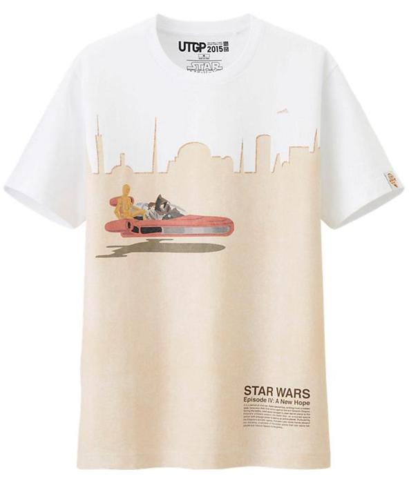 star wars t-shirt, star wars, star wars a new hope t-shirt