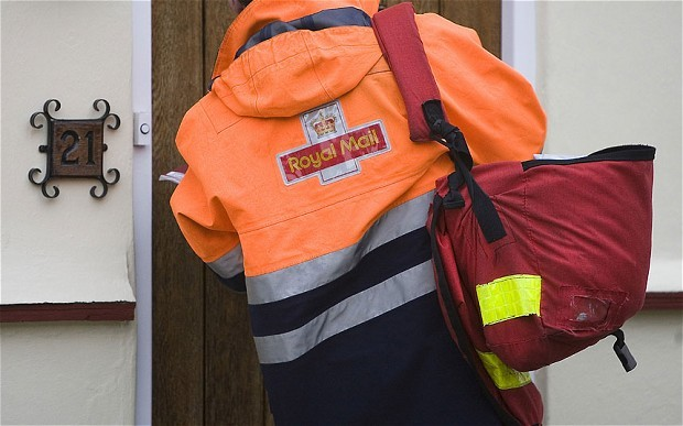 Royal Mail Work Uniform