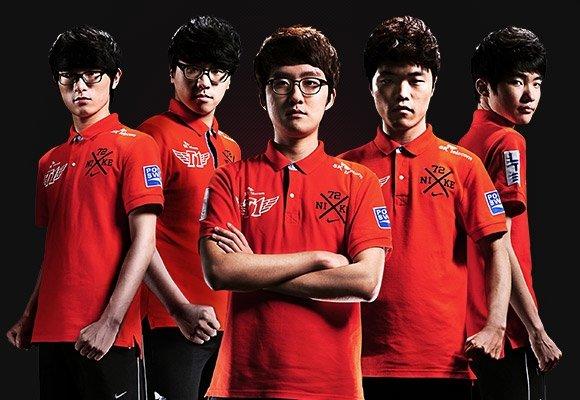 SK Telecom, eSports Teams