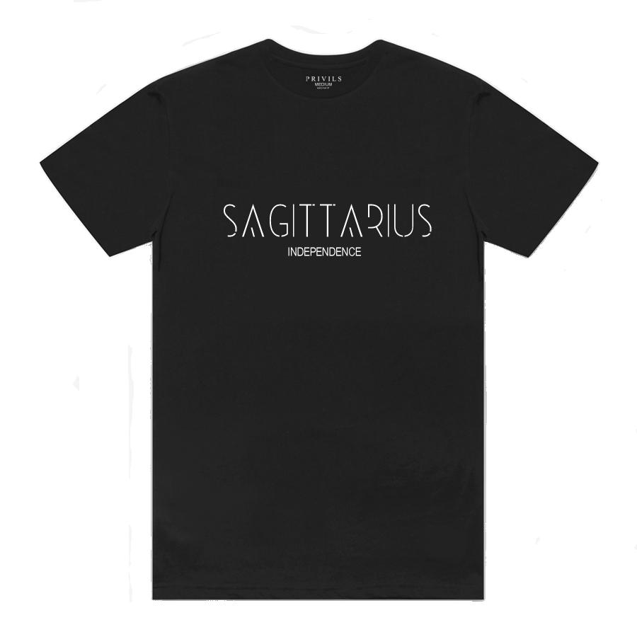 SAGITTARIUS-BLACK