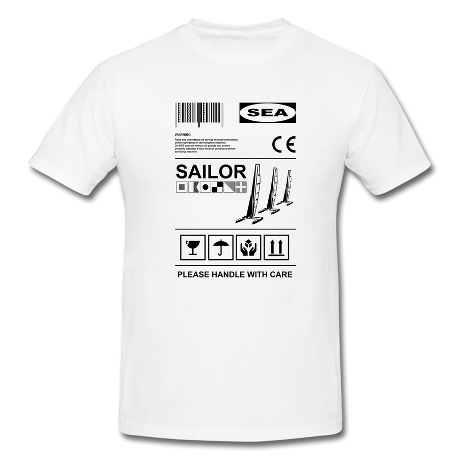 Sailor label_