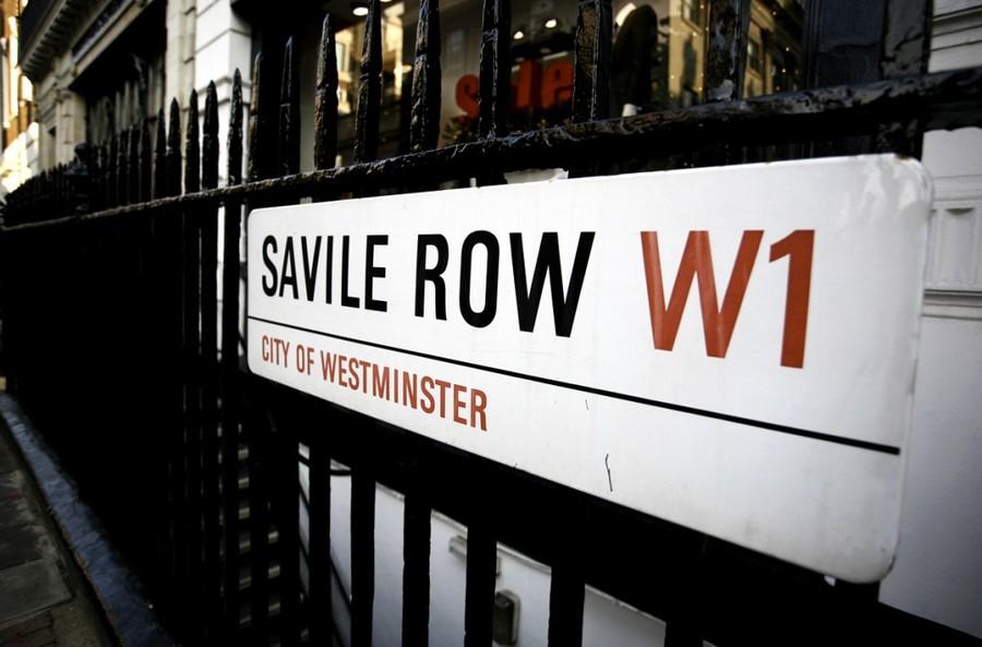 Savile Row Market