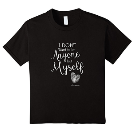 T-shirt quote, Anne of the Green Gables