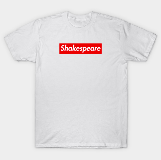 custom t-shirts uk, shakespeare