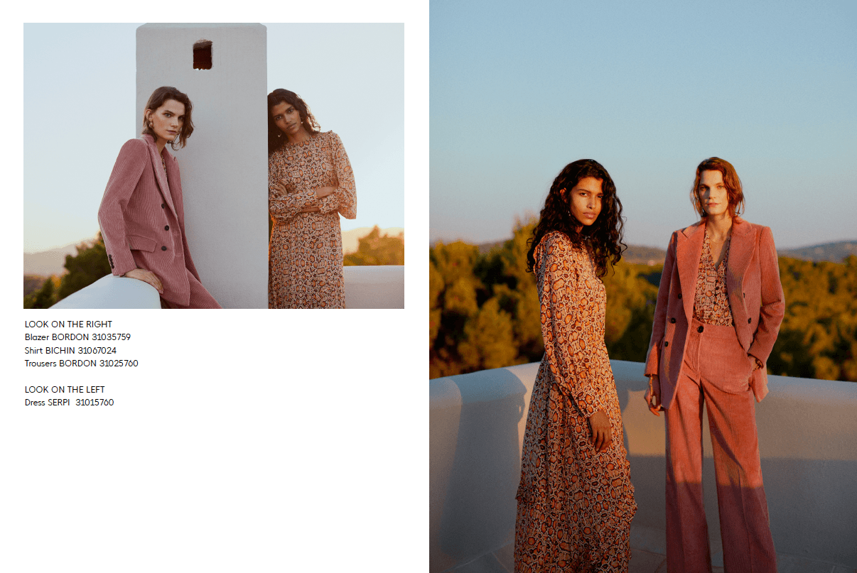 fall winter 2018, mango, lookbook